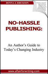 No-Hassle-Publishing of A Flair for Writing